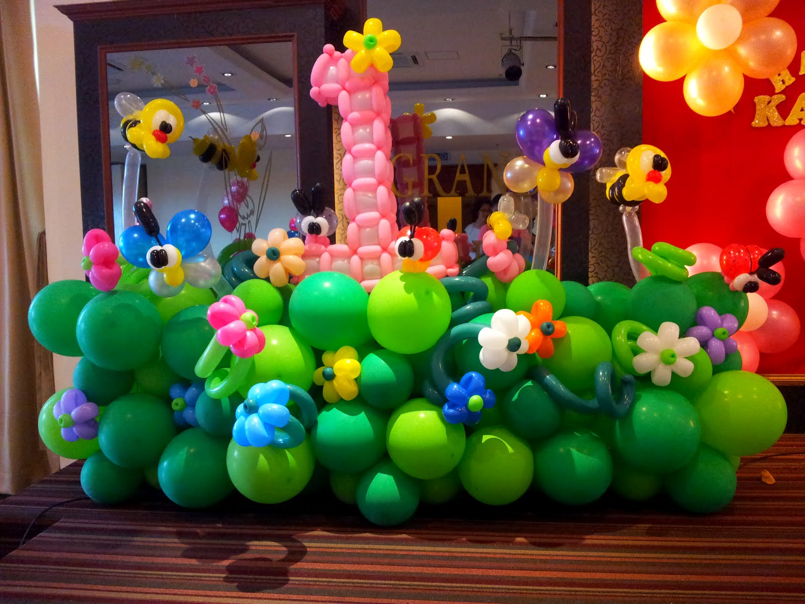 Balloons - RB Planners - Event Planners and Decorators | RB