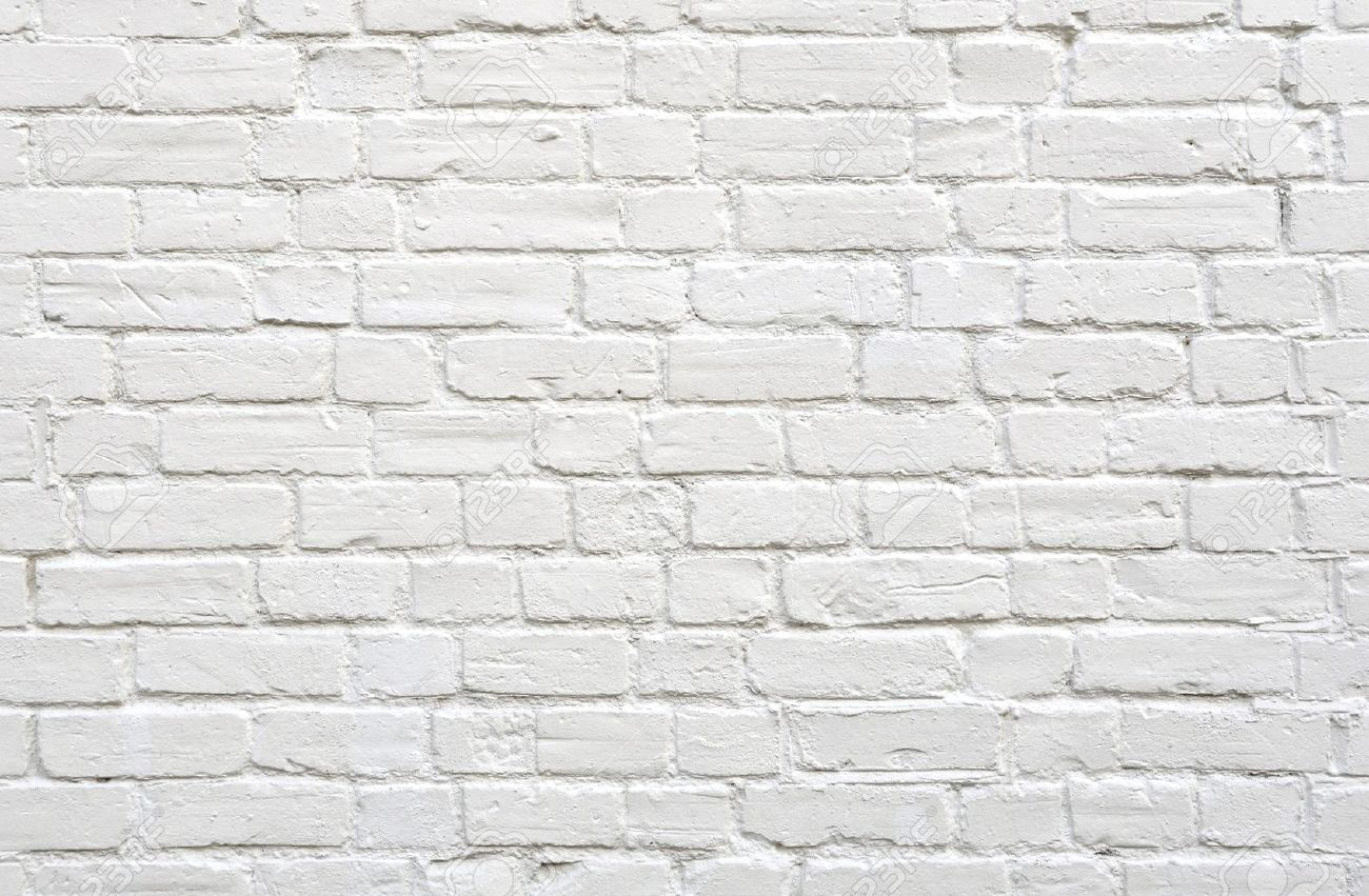 white brick wall backgrounds - photo #1